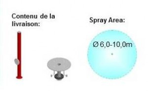 39 SPRAY TREE
